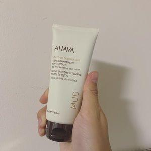 Ahava Foot Cream